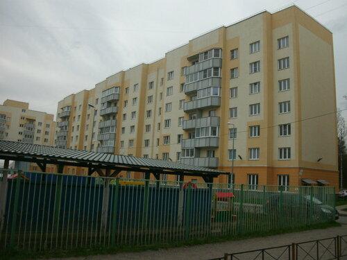 Приозерское шоссе 16к1