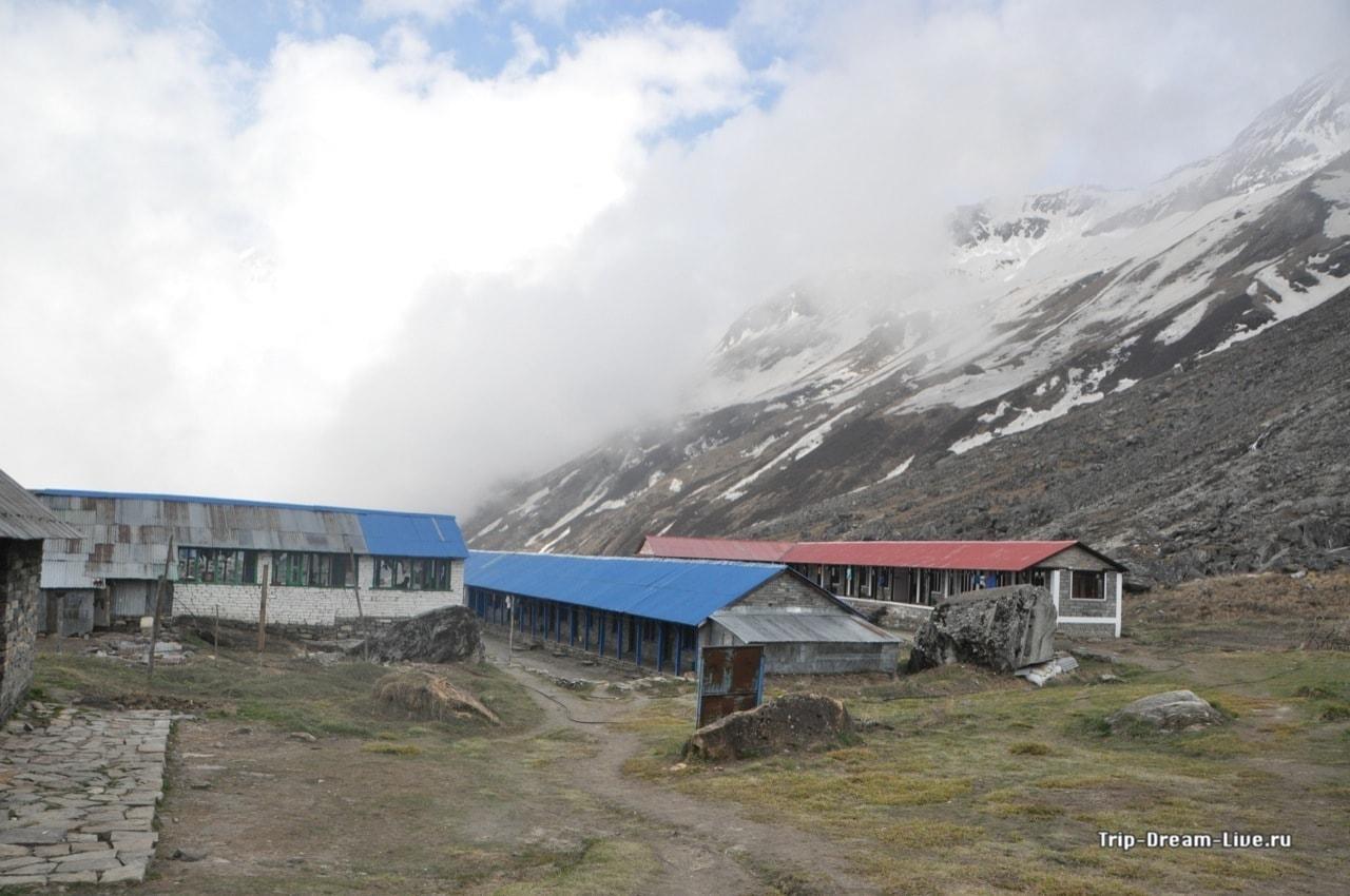 Annapurna Base Camp или просто ABC