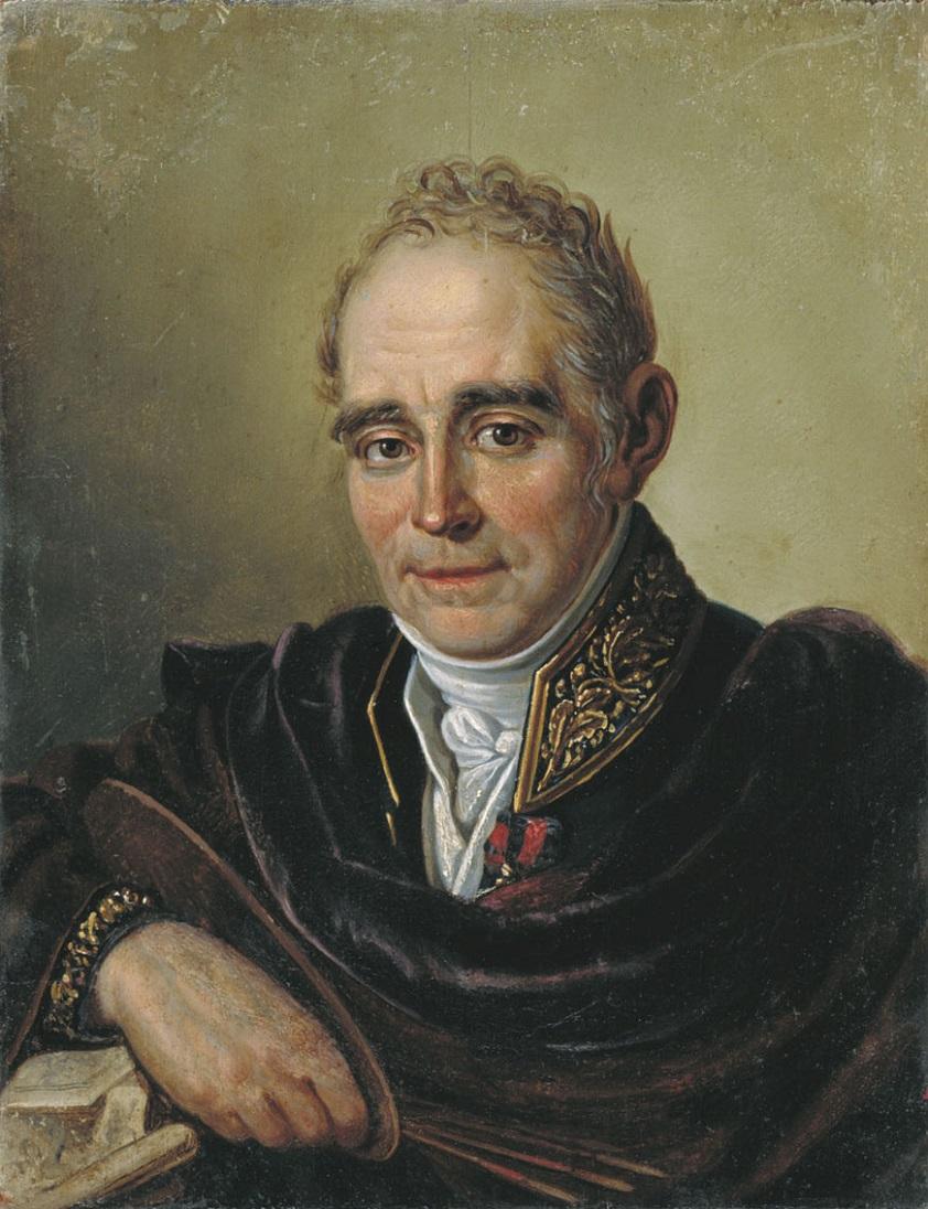 Портрет работы И. С. Бугаевского-Благодарного (1825).jpg