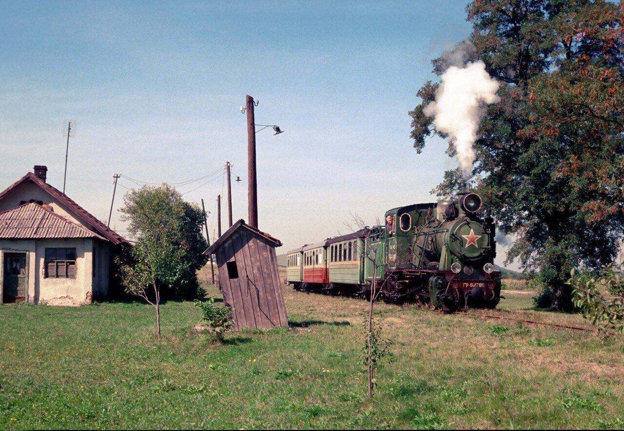 2000. Станция Чопивка