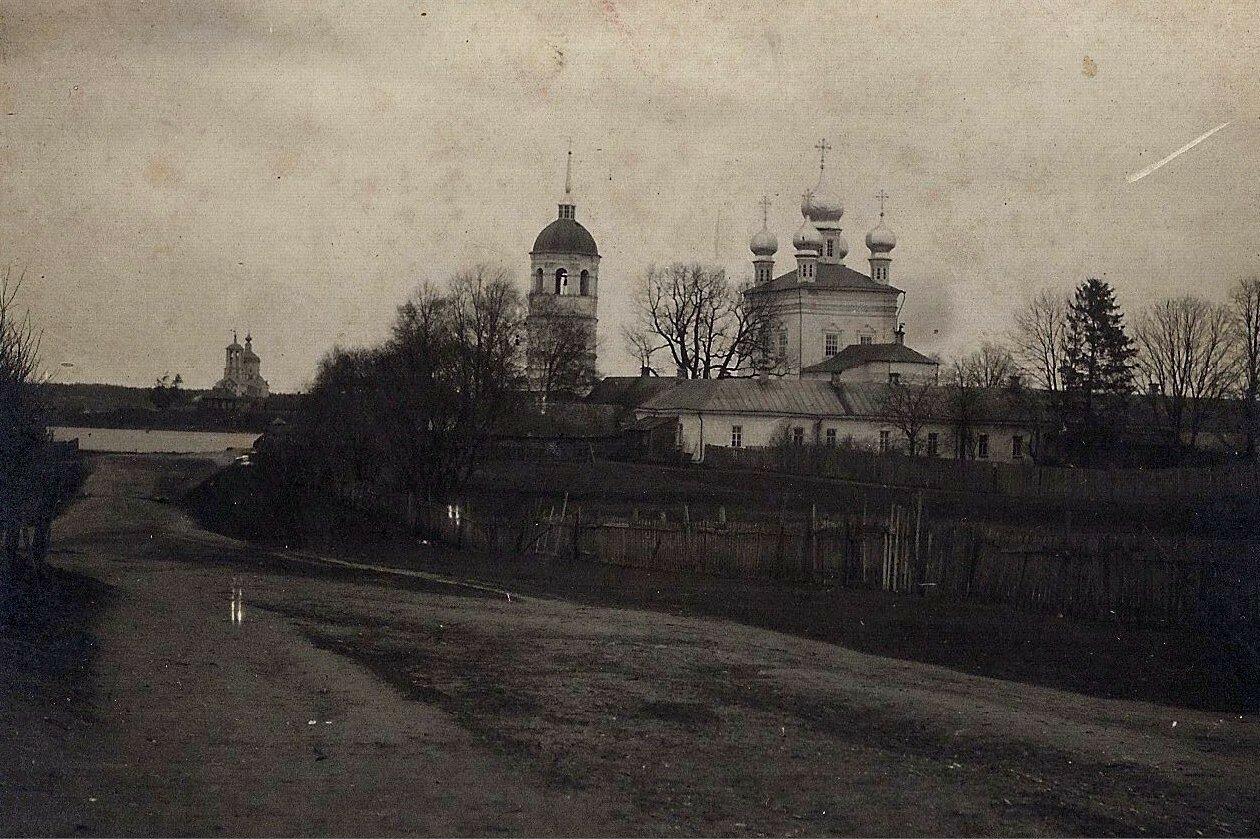 Троице-Небин монастырь