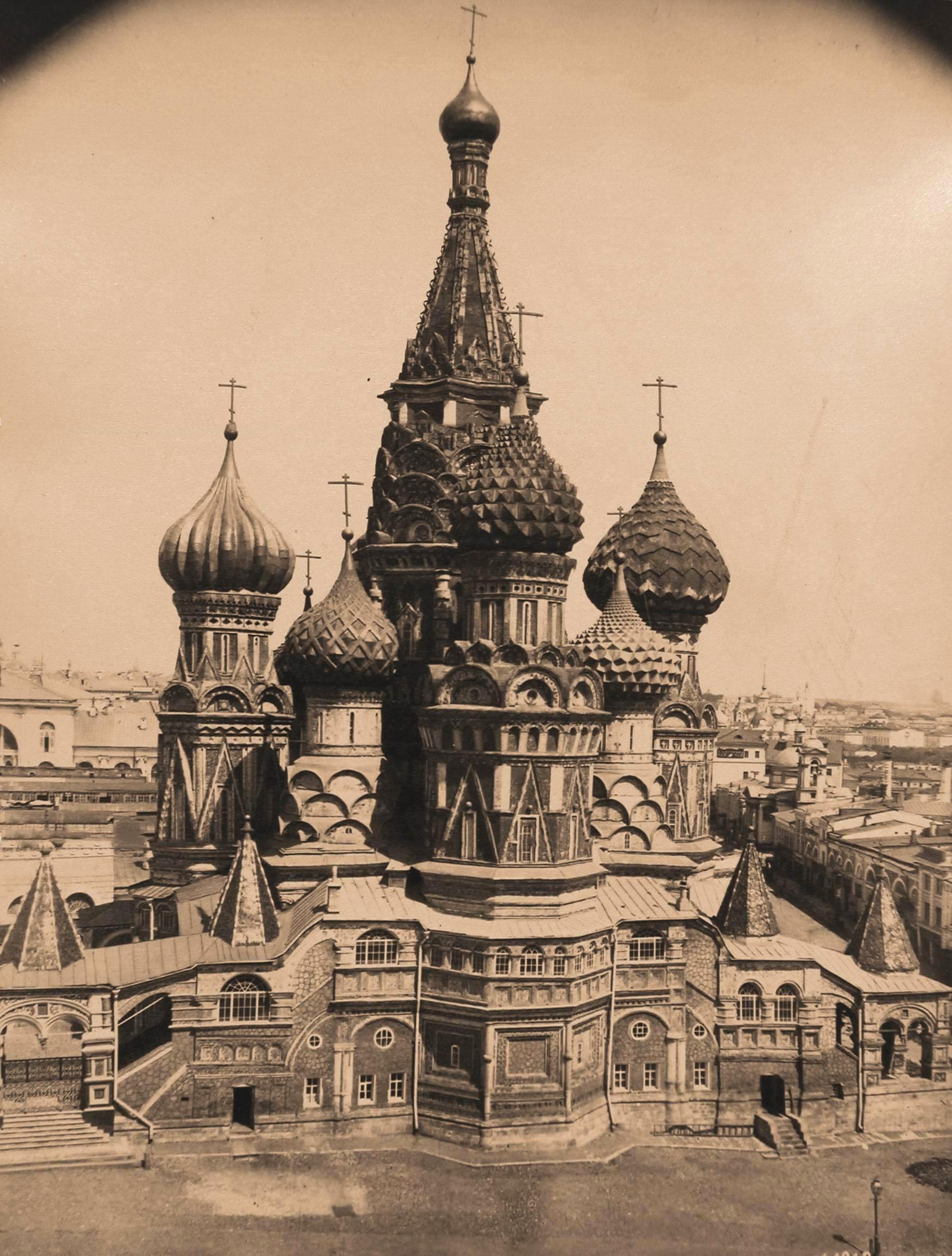 Покровский собор. Вид западного фасада