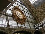 """Часы парижского музея д""""Орсе"""
