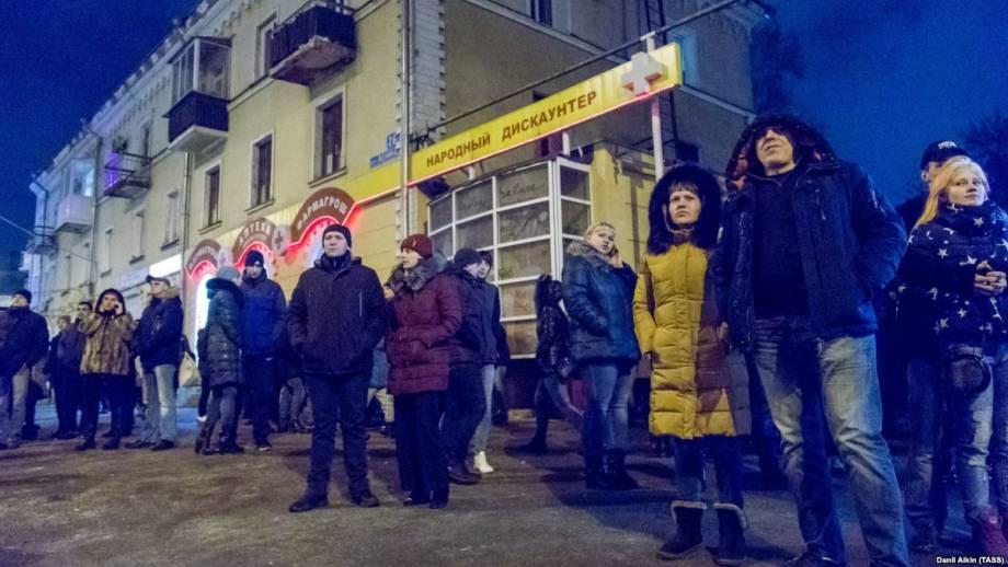 МИД проверяет, были ли украинцы среди жертв пожара в Кемерове