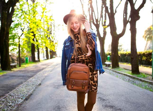 женский рюкзак в Киеве