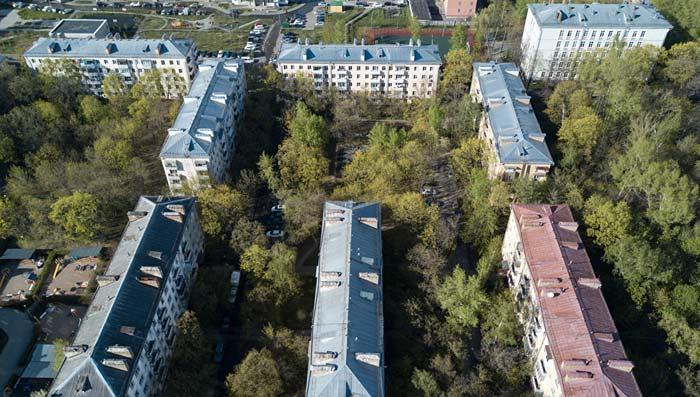 адрес первого дома реновации в Москве
