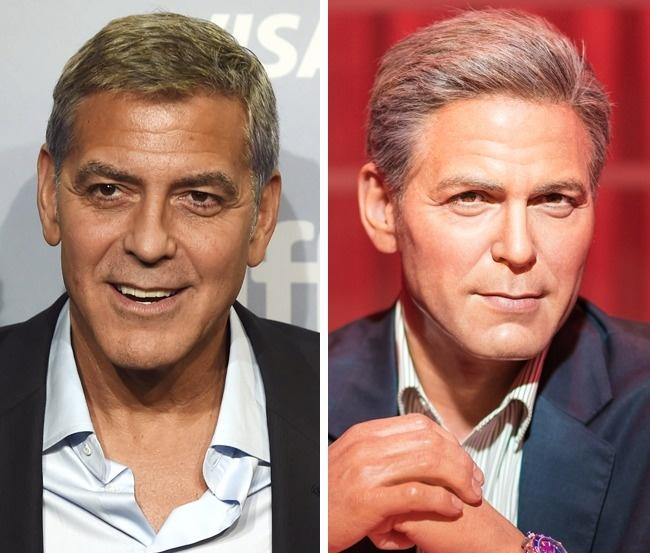 Джордж Клуни из Бангкока почти ничем не выдает в себе Джорджа Клуни .