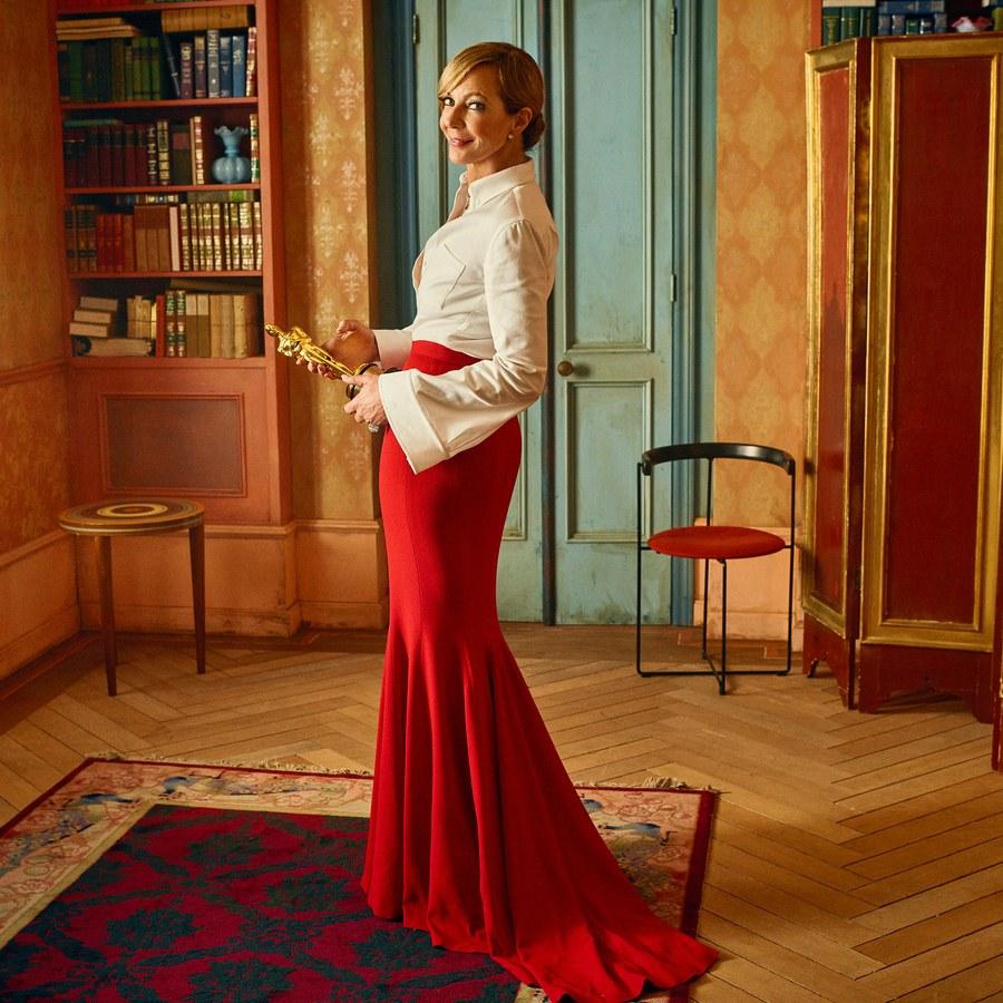 30 великолепных портретов со звездной вечеринки «Оскара» от Vanity Fair (31 фото)