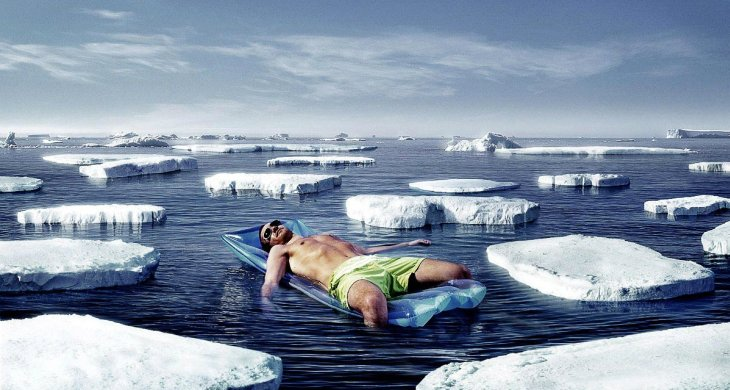 Креативная реклама от Frank Uyttenhove (50 фото)