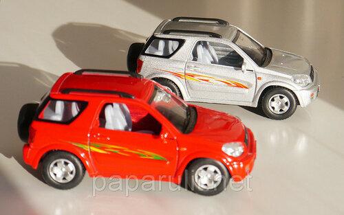 Kinsmart Toyota RAV4