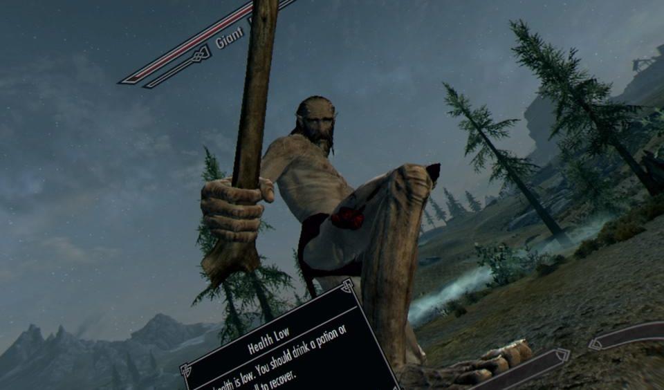 Skyrim VR помогла игроку сбросить 4,5 килограмма за полторы недели