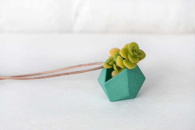 3D Printed Jewels of Planters (10 pics)