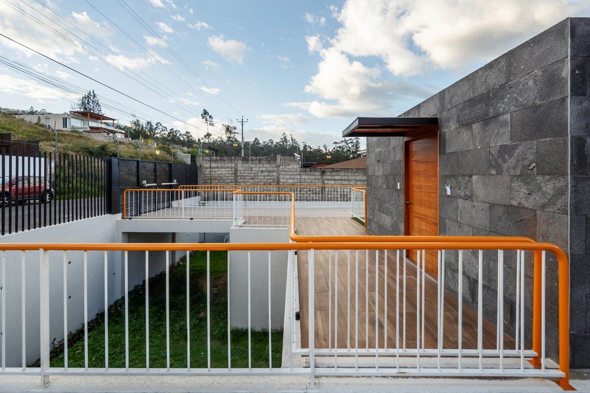 Жилой комплекс FF Houses в Эквадоре