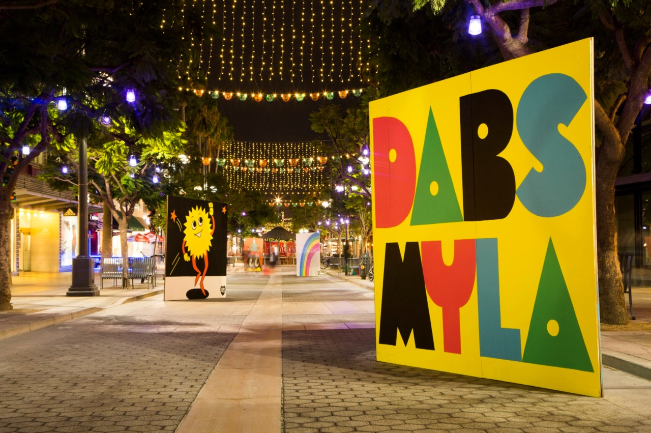 Streets: Dabs Myla (Los Angeles)