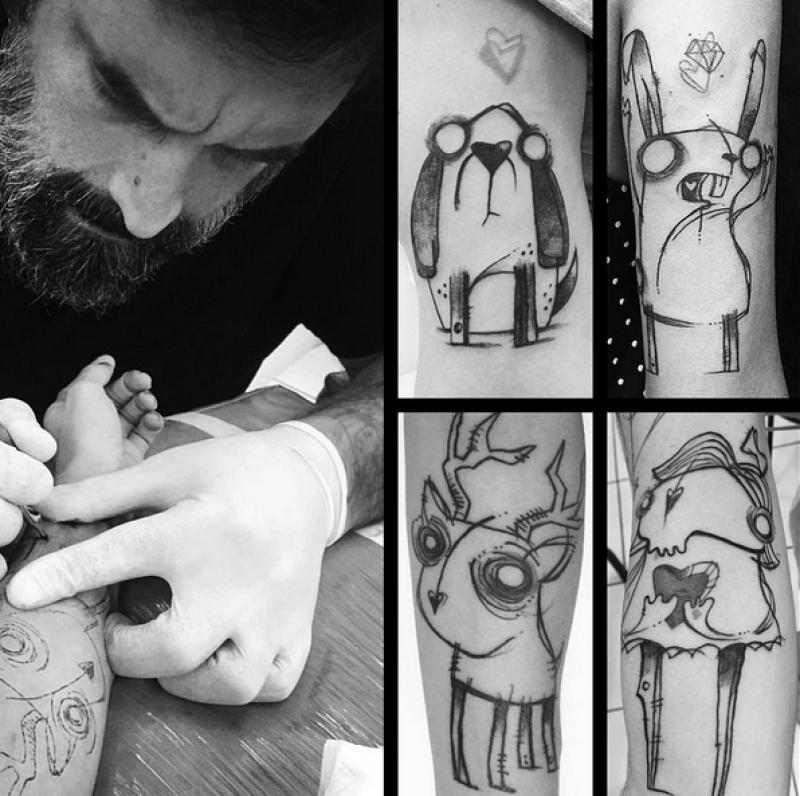 Confira a entrevista com o artista grafico Rafo Castro