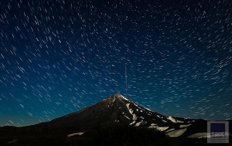 День вулкана на Камчатке