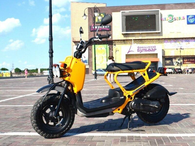 Внедорожный скутер