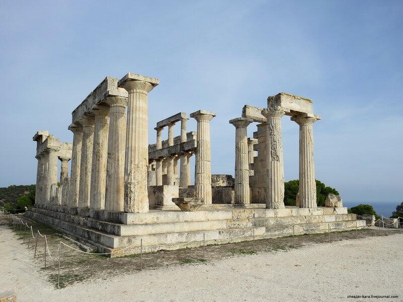 Греция, острова _440 Aphaia.JPG