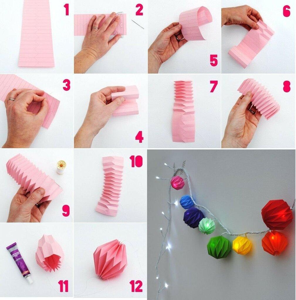 Как сделать елочную игрушку в домашних условиях своими руками