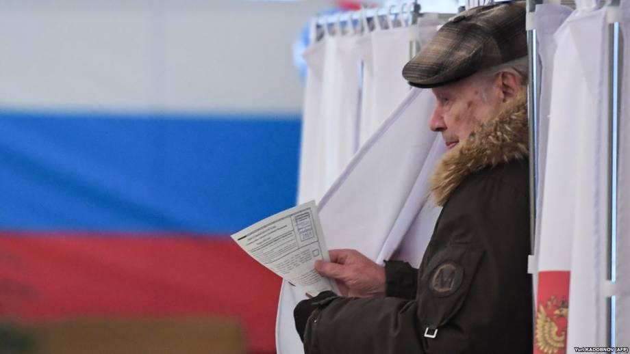 Россия: в Совете Федерации заявили, что в выборах президента пытались вмешаться из-за рубежа