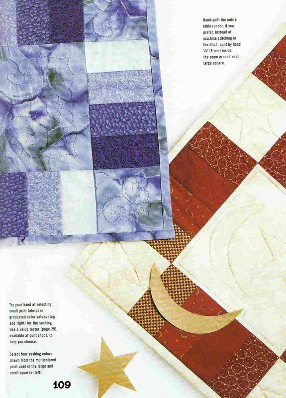 Rbc financial history magazine quilting
