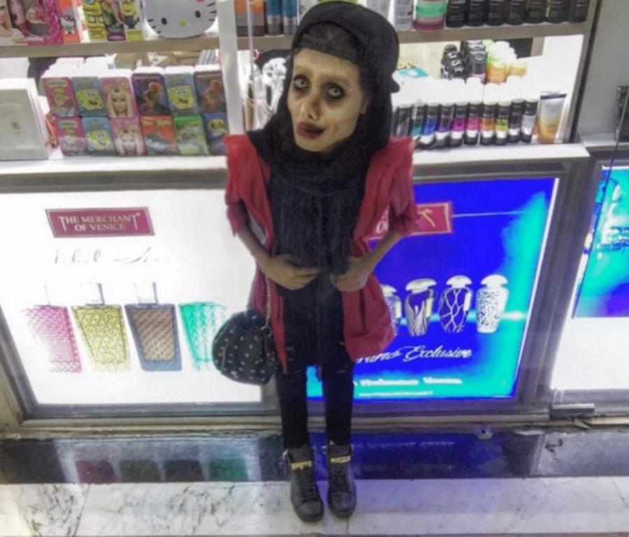 Сахар Тарбан: чем известна эта молодая девушка из Тегерана