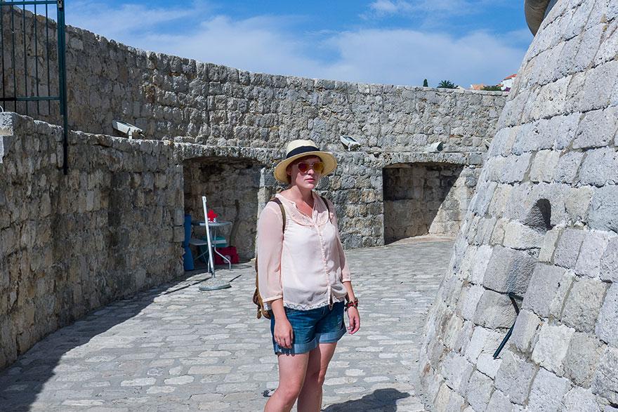 4. Лестница в стиле барокко, Дубровник