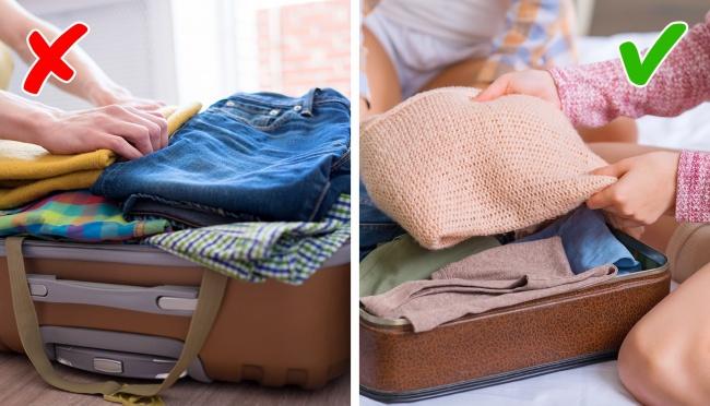 советы путешественникам Новый вид Интересные места интересные факты сделай сам багаж чемодан туристы