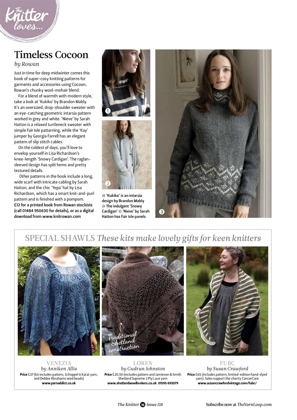 The Knitter №118 2017-December-ng