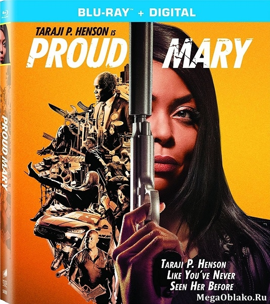 Гордая Мэри / Proud Mary (2018/BDRip/HDRip)
