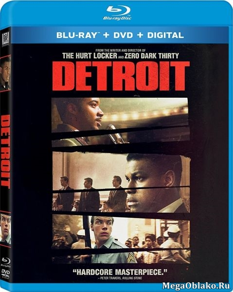 Детройт / Detroit (2017/BDRip/HDRip)