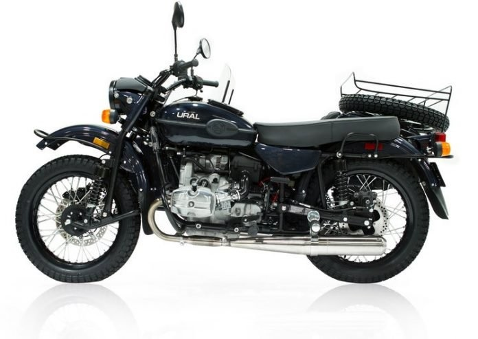 Новый мотоцикл Урал Байкал