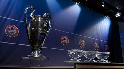 Жеребьевка 1/4 финала | Лига Чемпионов 2017/18