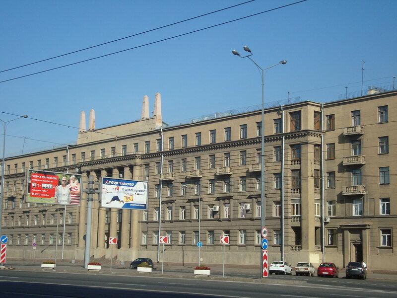 Санкт-Петербург. Заневский проспект, д.4