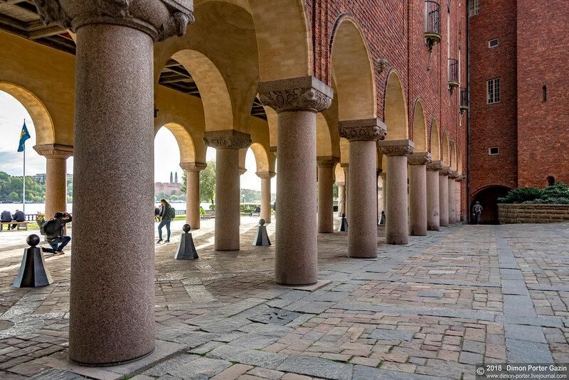 Стокгольмская ратуша