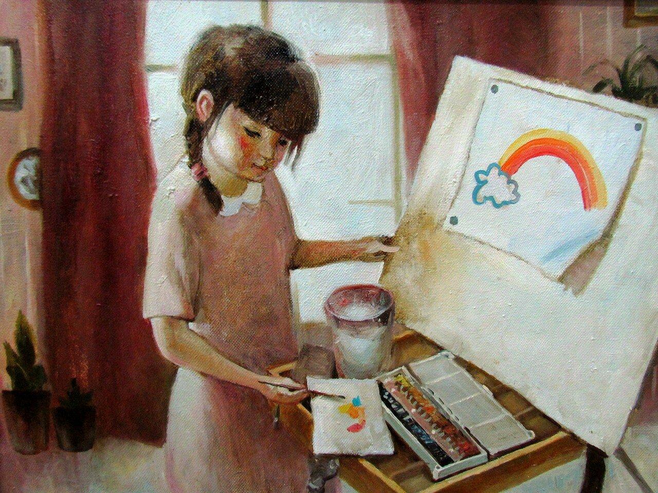 а.степанова.,1991 г.р.  маленькая художница.jpg