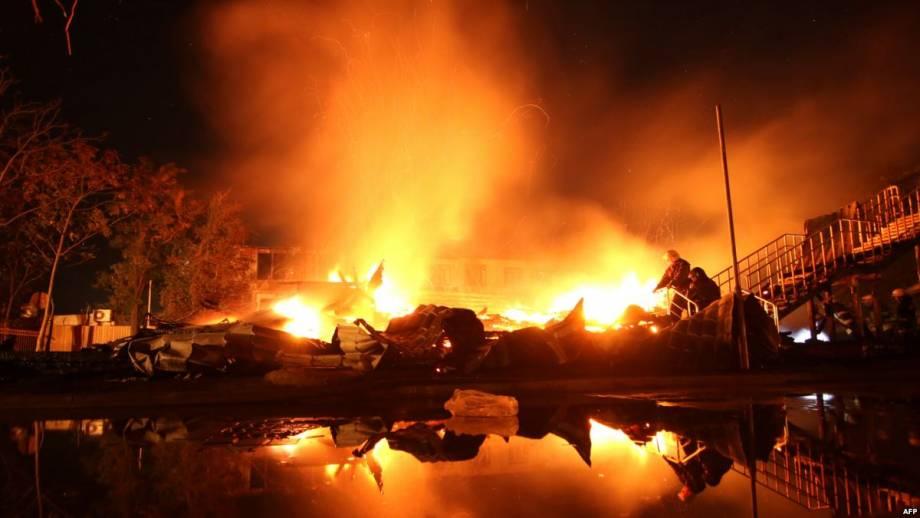 Кто виноват в гибели детей в Одессе? Экспертиза не установила причину пожара в лагере «Виктория»