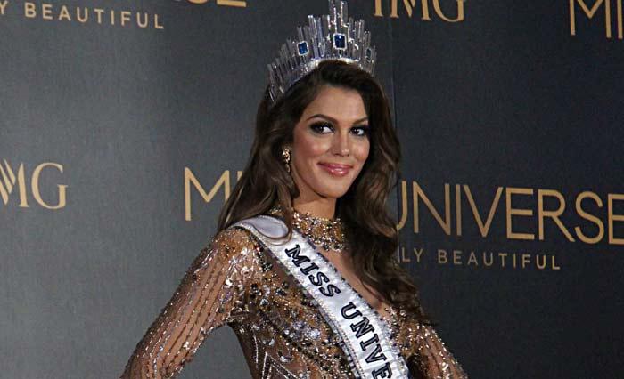 Мисс Вселенная 2017 Деми-Ли Нел-Питерс