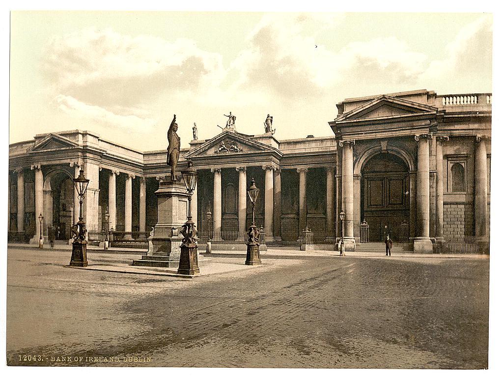 Ирландия в 1890-1900 годах (коллекция Библиотеки Конгресса США)