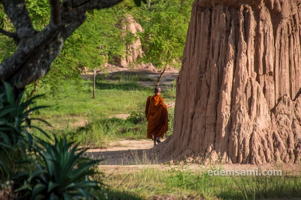Таиланд каньон Нан