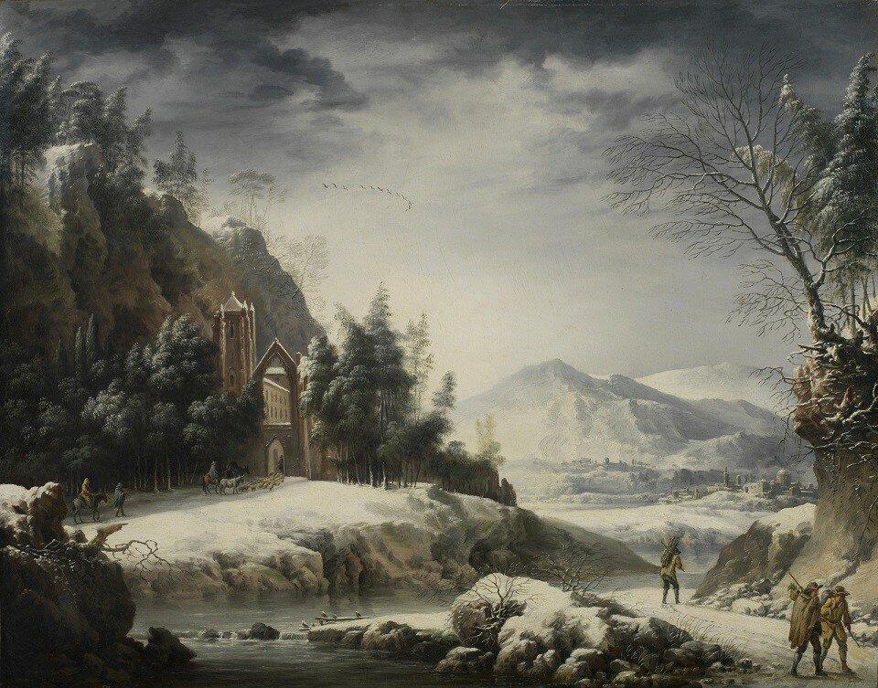 1750-1780_Зимний пейзаж с фигурами (Winter Landscape with Figures)_48 х 62_х.,м._Мадрид, Музей Тиссен-Борнемис_обработано.jpg