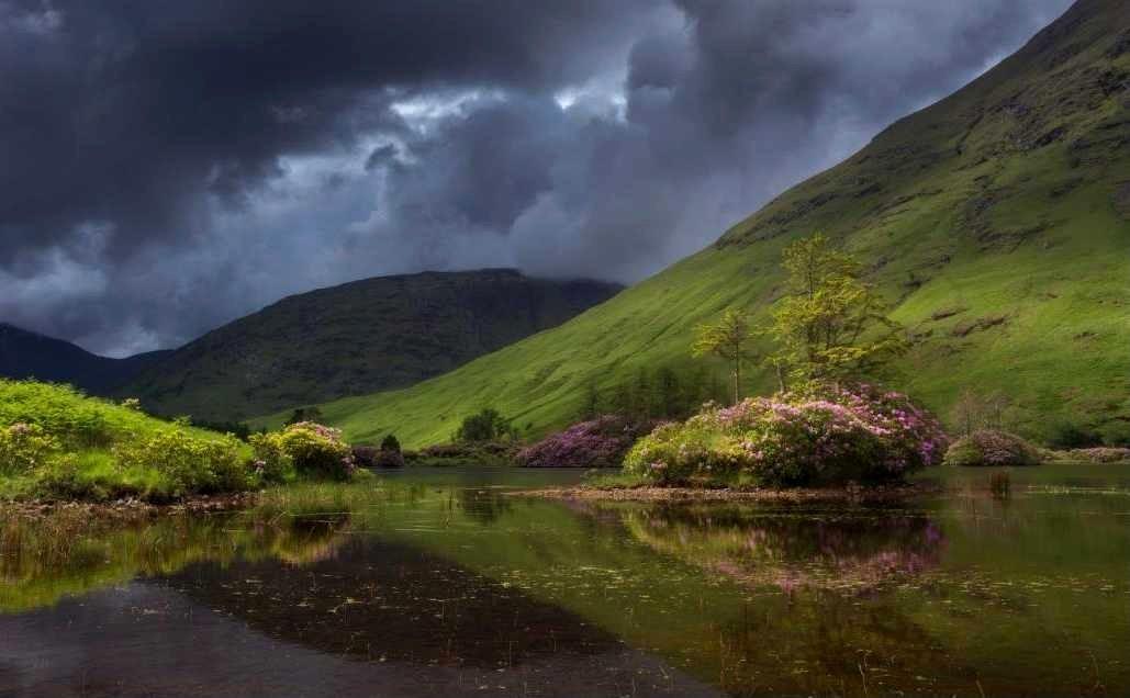 Долина Гленко (Glen Coe)