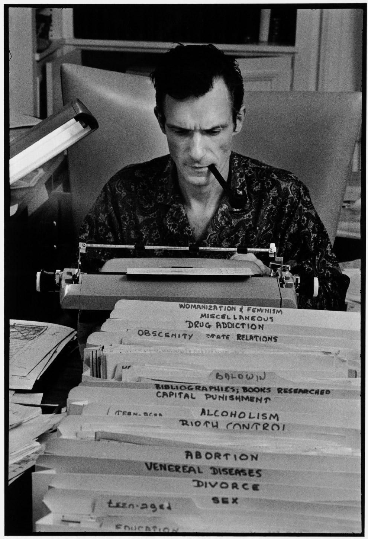 3. Хефнер был не только талантливым редактором и журналистом. Он успешно вошел на рынок кино и телеп