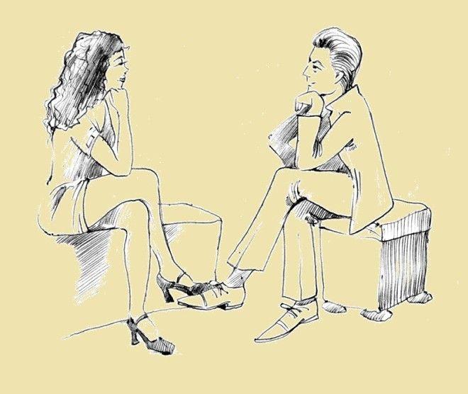 Хотя женщины хитры, но и их можно раскусить.  Если девушке нравится мужчина