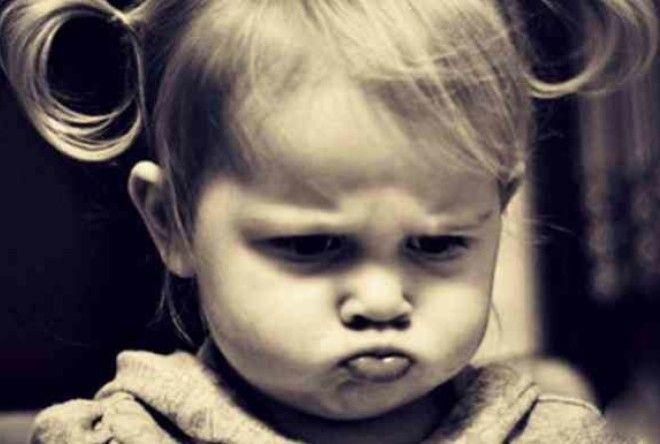 5 фраз, после которых ваш ребенок перестанет плакать и клянчить (1 фото)