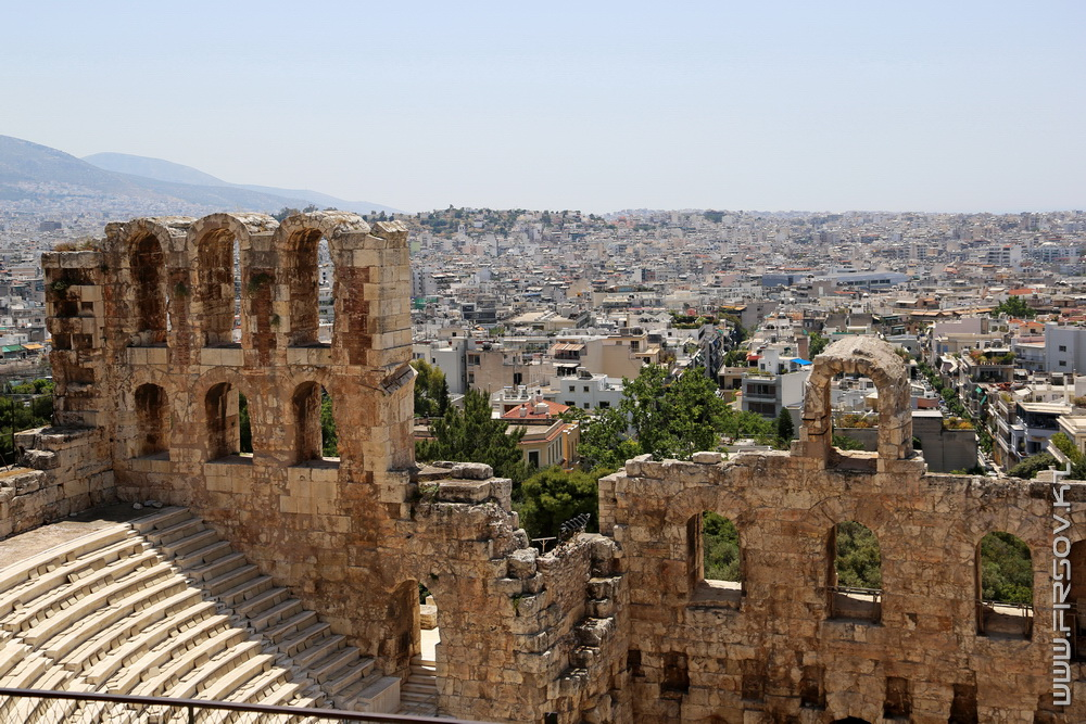 Афины — город без души