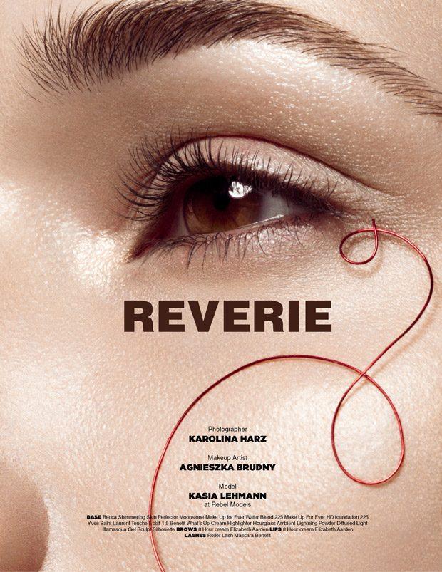 Reverie by Karolina Harz for Design SCENE Magazine #19 Issue (7 pics)