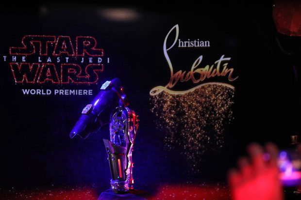 Christian Louboutin X Star Wars Collaboration