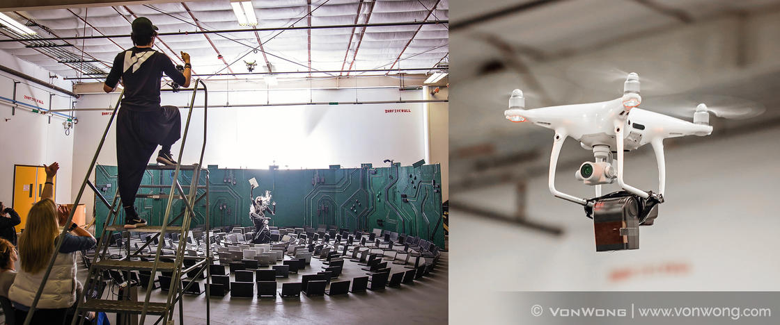 They recycle 2 tons of computer waste into beautiful works of art