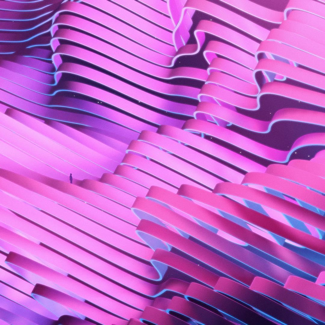 Mesmerizing Digital Art by Aeforia